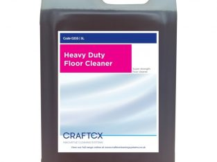 Craftex Heavy Duty Floor Cleaner