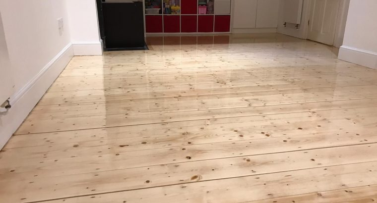 Dustless Floor Sanding Myth Busters- What's Real And What's Not?