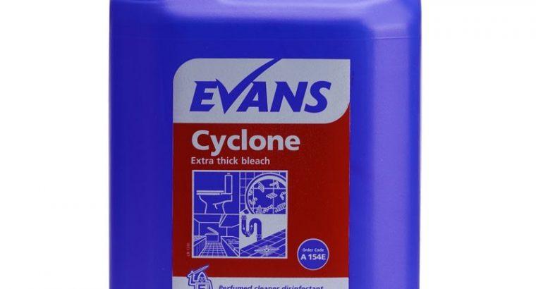 Cyclone Thick Bleach – Evans Cyclone