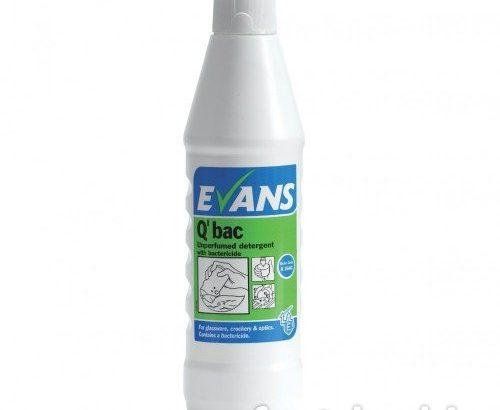 Q`Bac Washing Up Liquid 1l