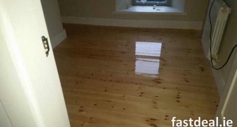 Floor Sanding Greystones