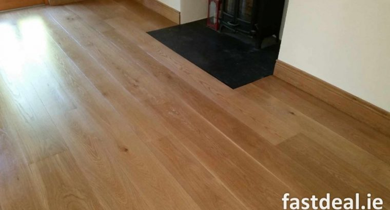 Floor Sanding Ballsbridge