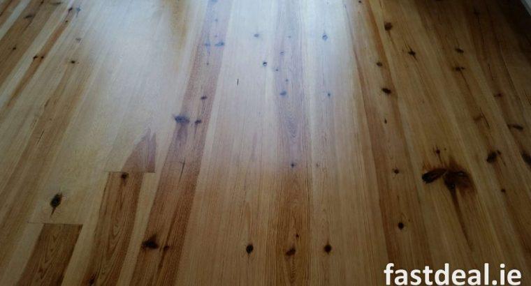 Floor Sanding Price Per Square Meter