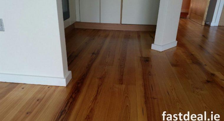 Floor Sanding Services Dublin