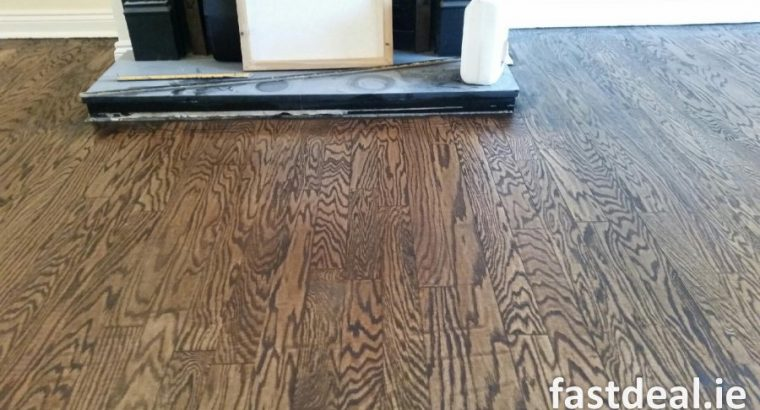 Floor Sanding Rathmines