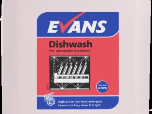 Evans Dishwash 20L