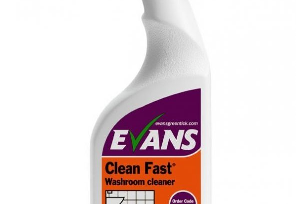 Clean Fast Washroom Hygiene 750 ML
