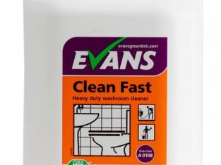 Clean Fast Washroom Hygiene 5L