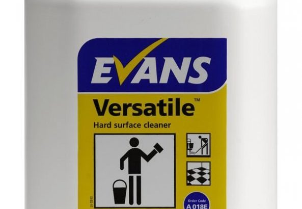 Evans Versatile – Hard Surface Cleaner 5L