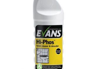 HI-Phos Toilet Cleaner & Descaler