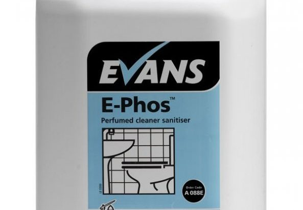 E-Phos Acidic Washroom Cleaner 5L