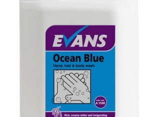 Evans Ocean Blue – Hand , Hair & Body Wash