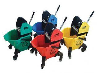 C20/C4 Bucket & Wringer System