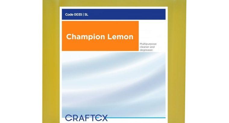 Craftex Champion Lemon 5L