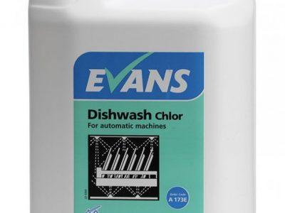 Evans Dishwash Chlor 5L