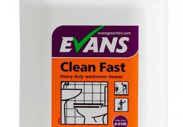 Clean Fast Bathroom Cleaner