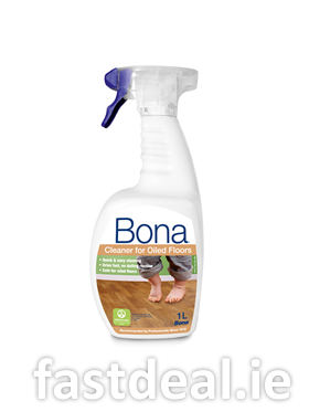 Bona Cleaner For Oiled Floors