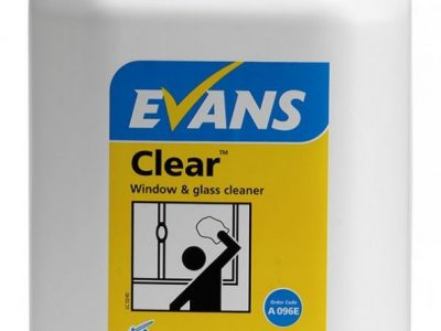 Clear Window Cleaner
