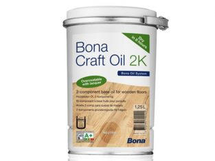 Bona Craft OIl 2K Ash