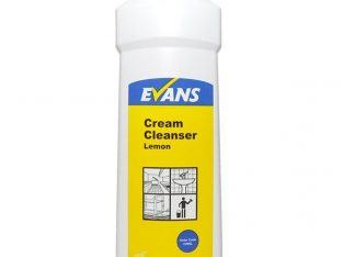 Evans Cream Cleanser
