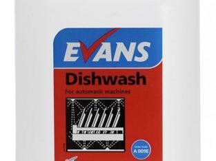 Evans Dishwash 5L