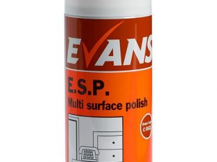 E.S.P Spray Polish Aerosol 400 Ml