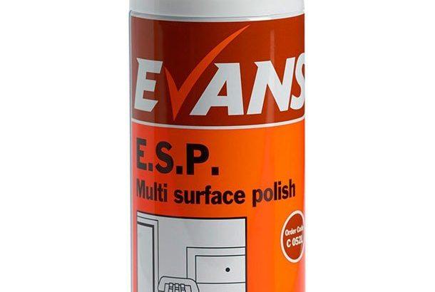 E.S.P Spray Polish Aerosol 400 Ml