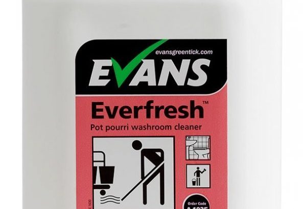 Evans Everfresh Toilet Cleaner 5L