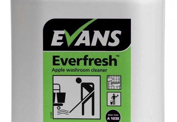Everfresh Washroom Cleaner