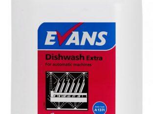 Evans Dishwash Extra 5L