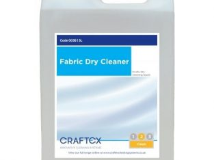 Craftex Dry Fabric Cleaner