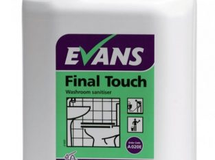 Final Touch Washroom Cleaner
