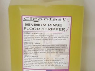 Cleanfast Floor Stripper – Commercial Polish Remover