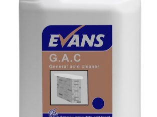 G.A.C Acid Cleaner 5L