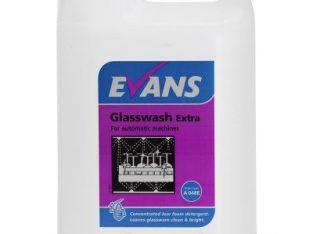 Evans Glasswash Extra