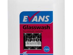 Evans Glasswash 5L