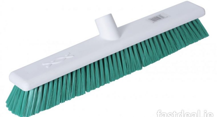 18″ Broom Hard Green