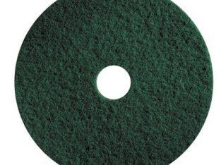 17″ Green Floor Pads