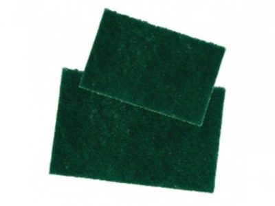Scouring Green Pads 9″ x 6″
