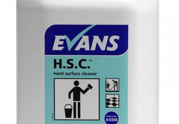 H.S.C Hard Surface Cleaner