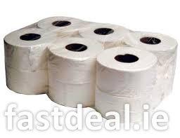 Toilet Paper – Mini Jumbo Toilet Rolls