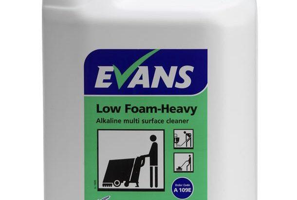 Evans Low Foam Heavy 5L