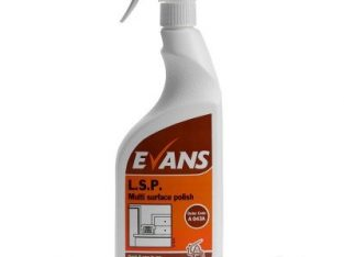 Evans L.S.P Furniture Polish 750ML