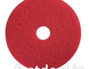 17 Red Floor Pads