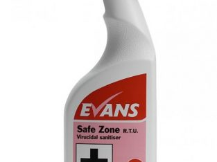 Evans Safe Zone 750 ml