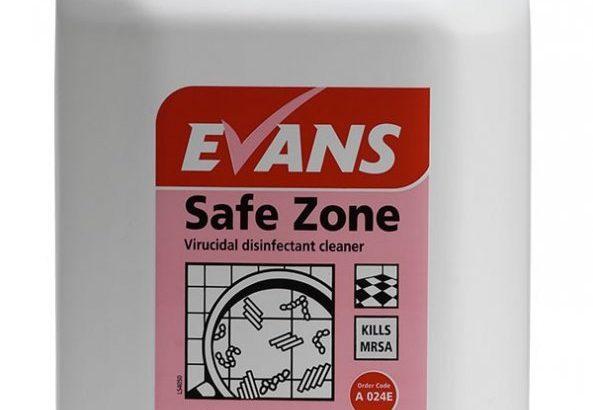 Evans Safe Zone 5l