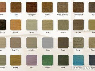 Wood Stain Information