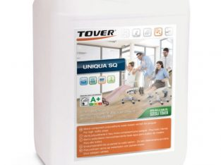 Tover Uniqua High Traffic Floor Varnish