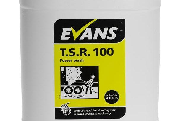 Evans T.S.R 100