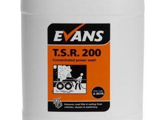 Evans T.S.R 200